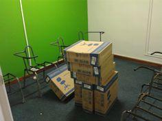 Mais cadeiras para a Sala Leblon.