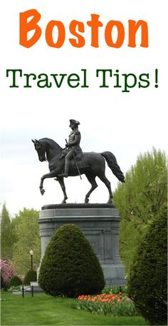 Boston Travel Tips - 18 fun things to see and do in Boston as well as tips for saving money on hotels and parking