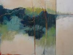 Image result for contemporary landscape watercolor