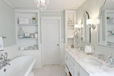 diy master bathroom, bathroom ideas, diy, home decor, home improvement, Because this was a total DIY project we were able to complete a much higher end looking bathroom for 7 000