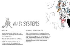 Water systems - our goal