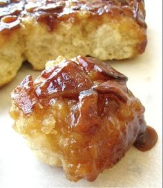 Maple Bacon Biscuit Bake - Just the Essentials (recipe from King Arthur Flour)