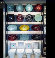 all kinds of glass wash basin with different colors Modern Bathroom Cabinets, Glass Bathroom, Glass Vessel Sinks, Led Mirror, Basin, Different Colors, Vanity, Dressing Tables