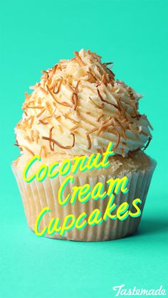 Go Coco-nuts for this cream filled treat.