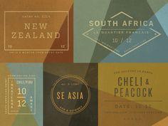 Stamps by designer Andrew Littmann