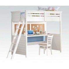 ACMEF37670-Lacey Twin Loft Bed