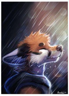 Rain by thanshuhai on DeviantArt