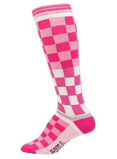 Komen check socks