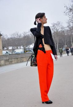 Style in Paris, Anne | Backstyle