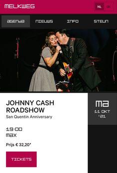 Men In Black, Johnny Cash, Amsterdam