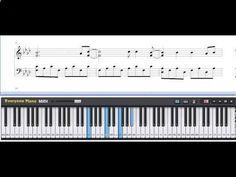Piano Tutorial for All of Me - John Legend-Everyone Piano