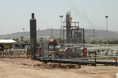 Early Production & Extended Well Test Facilities