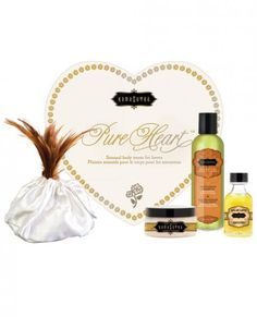 Kama Sutra Pure Heart Massage Kit Vanilla #sextoys #sextoysshop #sex #toys #valentines #valentine #Valentinesday #Bodystockings #Pantyhose #Hosiery #Fishnet #Body #Stocking #Lingerie #Costumes #underwear #Garters #Crotchless #lace #panty #thong #panties #fetish #erotic #Naughty #lace #thong #dirty #Corset #bra #bras #foreplay #Clothing For more information visit: www.sextoysshop.com