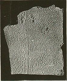Gilgamesch-Epos – Wikipedia