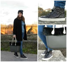 Nuovo post e nuovo outfit #angieclausblog #newpost #newoutfit #fashion #fashionblogger #guess @guess #sneakers #sweater #pull #jeans #zara #obag #fullspot #borsa #coat #cappotto #rinascimento #hat #berretto #tezenis  http://angieclausblog.com/2014/12/30/le-mie-nuove-guess-dora-printed-sneakers/
