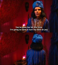 The Mighty Boosh - the music with this scene made it so funny xD