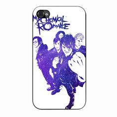 My Chemical Romance Mcr Nebula iPhone 4/4s Case