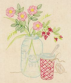 Embroidery - Crabapple Hill Studio
