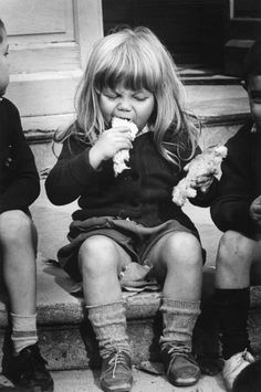 French bread by Kerstin Bernhard, 1960 | cute | famished | devour | hungry | sweet | joy | www.republicofyou.com.au