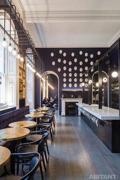 Кафе-бар Pennethorne в Лондоне. Гению сэра Джеймса Пеннеторна посвящается...