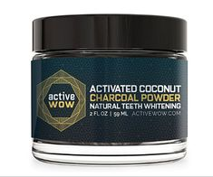 Teeth Whitening Charcoal Powder by CocoActives - Activated Charcoal Teeth Whitening - Toothpaste Alternative For Sensitive Teeth Best Teeth Whitening Kit, Teeth Whitening Remedies, Natural Teeth Whitening, Natural Toothpaste, Skin Whitening, Charcoal Toothpaste, Charcoal Teeth Whitening, Gum Health, Oral Health