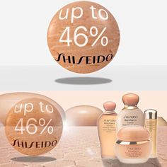 """""""product commercial 1.0"""" for a online shop company #productdesign #shiseido #beautyproducts #deserttheme #sphere #3ddesign #photoshop #instadesign #instaart"""