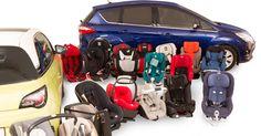 #Kindersitze im #Test Vehicles, Car, Big Chair, Road Traffic Safety, Chairs, Advice, Children, Switzerland, Automobile