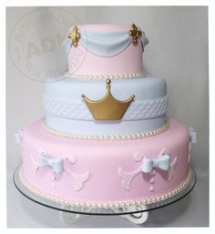 1st bday cake idea ♥