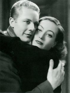 Joan Crawford and Gene Raymond in Sadie McKee (1934)