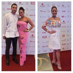 Gala Viva Panamá❤️ organización de @senoritaveraguas gracias por confiar en nosotros para el vestuario de esa noche lucieron hermosas!