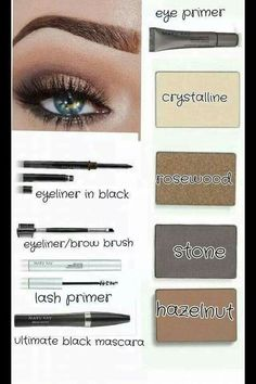 Mary Kay for blue eyes