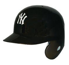 New York Yankees Official Batting Helmet - Left Flap
