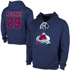 Old Time Hockey Nathan Mackinnon Colorado Avalanche Current Player Malcolm  Skate Lace-Up Name   18dc9dcd8