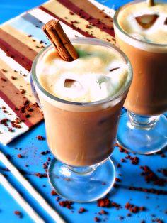 Ice Coffee Agua Fresca