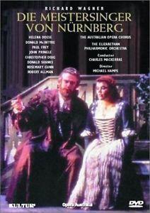 Wagner Die Meistersinger Von Nurnberg DVD 2001 Richard Wagner Comic Opera   eBay
