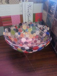Kinda fail of a button bowl.