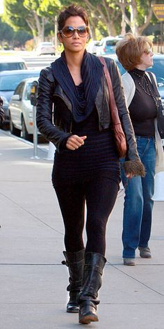 Halle Berry - Look of the Day - InStyle