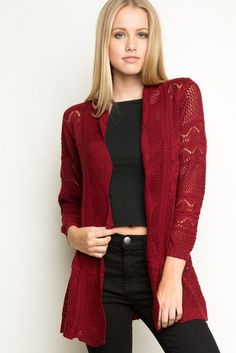 Brandy ♥ Melville | Abbey Cardigan - Cardigans - Sweaters - Clothing