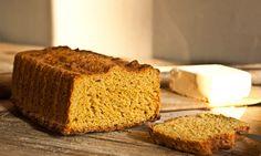 Dýňový chléb bez hnětení