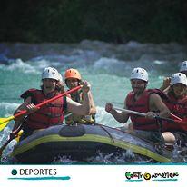 Centroamérica cuenta con un sinfín de opciones para hacer deporte en plena naturaleza. ¡Sus parques naturales, ríos y lagos pueden ser tu escenario ideal para realizar un tour en rafting o subirte a una canoa y experimentar la forma más divertida de practicar deporte!