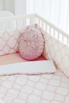 Collection Adelie pour chambre de bébé de Bouclair Maison - Adelie collection for baby nursery by Bouclair Home