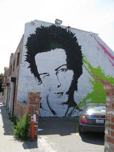 Mr. Brainwash, Sid Vicious, Los Angeles - unurth | street art