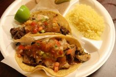 From fish to beef, the namesake tacos at Elena's are good. (Mike Maple, The Commercial Appeal)