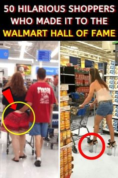 It might be an understatement to say that Walmart is one of the most interesting places on Earth. Since its early beginnings, Walmart has been one of the most popular general stores where you can buy everything you might need for super-low prices.. But over the years, Walmart has also gained the reputation of holding some of the strangest people.