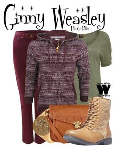 """Harry Potter"" by wearwhatyouwatch ❤ liked on Polyvore featuring EAST, ONLY, Brave Soul, Lipsy, Wet Seal, wearwhatyouwatch and tfilm"