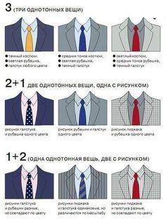 Как подобрать галстук к пиджаку и рубашке Превосходное тело, блестательный ум и невероятная сексуальность!