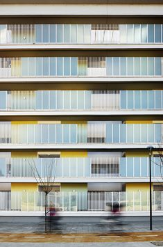 Social Housing in Terrassa,© José Hevia
