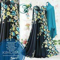 Baju Muslim Cantik Kimora Syar'i Jersey Terbaru - https://bajumuslimbaru.com/baju-muslim-cantik-kimora-syari-jersey