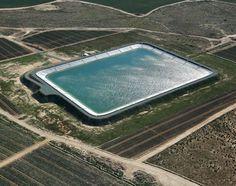 La Consejería de Agua supervisa las balsas de Avileses y Valladolises cuya capacidad de almacenamiento es de 250.000 metros cúbicos