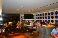 Noite Bossa Nova & Caipirinhas no Avista Bar  (12.07.14)